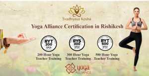 yoga instructor certification