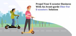 E-Scooter App solution